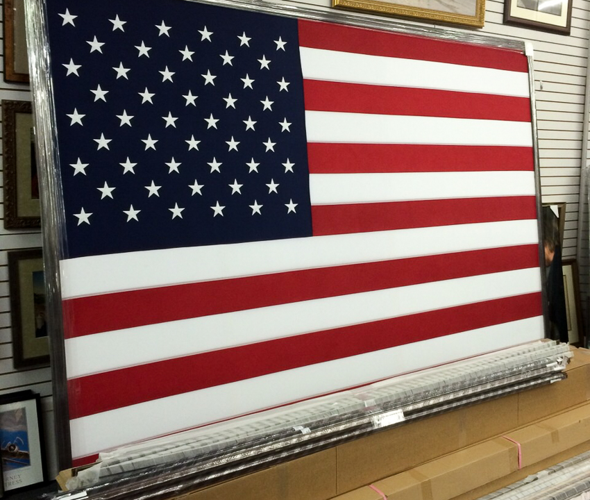 60 Inch X 104 Inch Flag