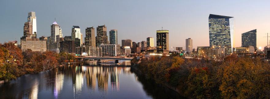 Philadelphia panorama